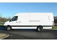 Short Notice Man & Van Hire £20.00P/H 24/7 services *call & text *
