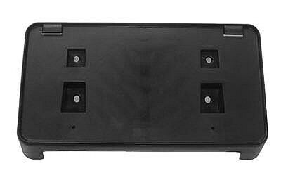 fits 2004-2008 DODGE RAM Front Bumper License Plate Tag Bracket Holder Cover NEW