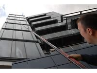 Window cleaner wanted or trainee congleton area, helpful maintenance