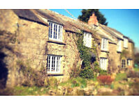 Idyllic Cornish Country House - Easter Availablity - Sleeps 4