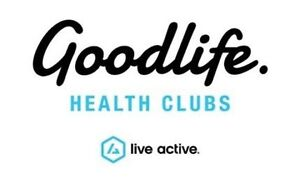 Goodlife Active Plus membership - Any Club - One month free ! Newstead Brisbane North East Preview