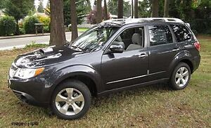 2013 Subaru Forester XT Limited Familiale
