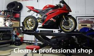 Motorcycle mechanic - affordable rates