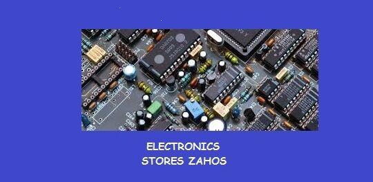 ELECTRONICS STORES ZAHOS