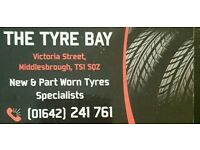 CHEAPEST QUALITY TYRES NEW & PART WORN