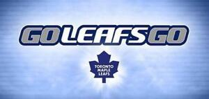 647-642-3137 Toronto Maple Leafs Tickets $249 each Vancouver Boston and Pittsburgh All Sat Night Games