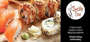 High return, low risk Sushi business Tweed Heads South Tweed Heads Area Preview
