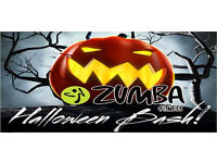 Zumba Halloween Party!