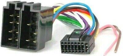 JVC Autoradio Cable Adaptador para Radio Enchufe din Iso 16 Pin Autorradio...