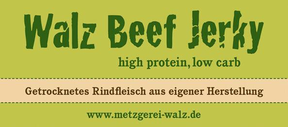 Walz-Beef- Jerky Eigene Herstellung