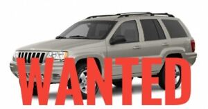 **WANTED** 93-04 Jeep Grand Cherokee
