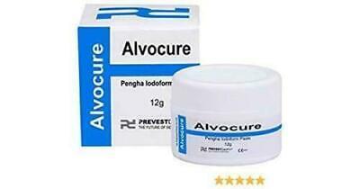 Alvocure Dental Dry Socket Paste Pengha Alveolar Alvogyl Dental Dressing 12g