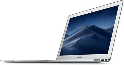 Apple MacBook Air Core i5 7th Gen 13.3 in 1.8Ghz 4GB 128 Gb SSD 2017 A Grade