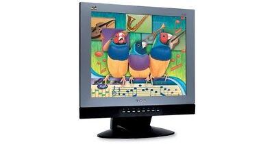 VIEWSONIC VG800 18 1280 X 1024 250 CD M VGA SCHWARZ SILBER