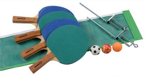Halex 57300 Velocity 4.5 Four-Player Table Tennis Set 57300