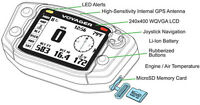 GPS for trails and roads