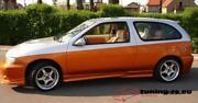 Nissan Almera N15 Tuning