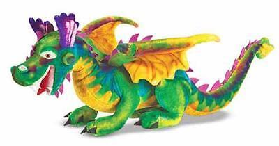 Melissa and & Doug Dragon - Giant Large Plush Animal Stuffed - New Item # 2121