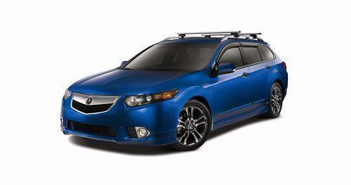 Acura TSX Wagon EBay - Acura tsx roof rack