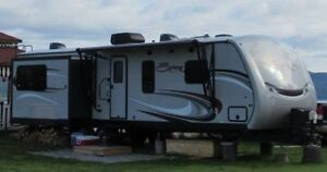 *MAKE ME AN OFFER* 2015 KZ Spree 320BS Couple's Travel Trailer