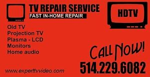 Montreal TV repair and in-home services West Island Greater Montréal image 2