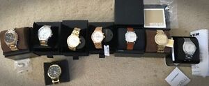 WATCHES - AS NEW MIMCO  all $120 /MARC JACOBS $130 2 MK $150 each Albany Creek Brisbane North East Preview