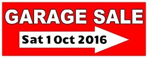 Garage Sale - Sat 1 Oct 2016 Regents Park Logan Area Preview