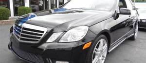 2010 Mercedes-Benz E-Class E 550 Sedan AMG SPORT PKG