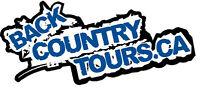ATV & Snowmobile Tour Guides Needed