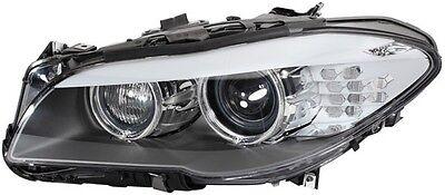New OEM Hella Bi Xenon Headlight Led RH BMW 63117271912, 1EL010131521, 010131521