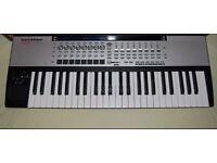 Novation sl 49 controller keyboard