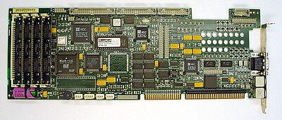 Amd Am286 Sx-40 Ulsi Math Co Sx Quadtel Bios 286sx Isa Single Board Computer Sbc