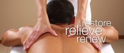 Aromatherapy Massage (male only)