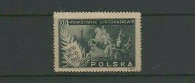 Poland 1945 Anniversary of Revolt v Russia 10z Mint MH