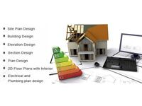 CAD Drawings, Building Control & Planning Drawings and Applications