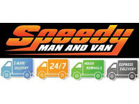 MAN AND VAN HIRE - HOUSE OR OFFICE REMOVALS - COLLECTION OR DELIVERY