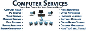 Computer, network and software services