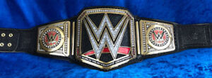 New WWE WORLD HEAVYWEIGHT Championship Title Belt