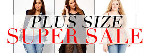 Shop My Plus Size Closet - 2 Days - Saturday