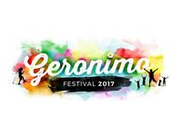 1 weekend Geronimo tier 1 ticket available