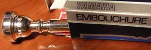 Yamaha Trumpet Mouthpiece: 11B4