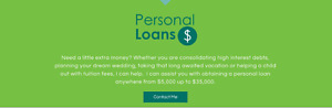personal loan, mortgages or mastercard! easy online application