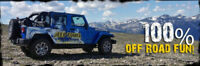 Jeep Excursion/Tour - Drive off-road in a JEEP or TRUCK