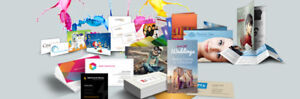 FULL COLOR PRINTING   (514) 735-0005   BUSINESS CARDS, FLYERS...