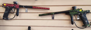 Planet Eclipse Paintball Markers ($ listed in ad)