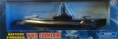 Battery Powered WWII Gato/Balao Class Submarine Atlantis Toy and (Toy And Hobby)