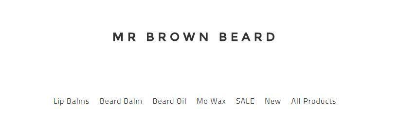 Mr Brown Beard