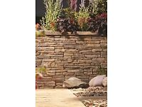 Stone wall 3pack, 10m2 to cover