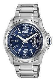 Citizen Men's AW1350-83M Drive from HTM Analog Display Japanese