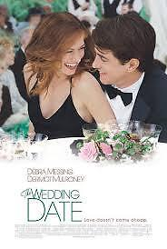 The Wedding Date DVD  Debra Messing (TV's Will & Grace) shines i London Ontario image 1